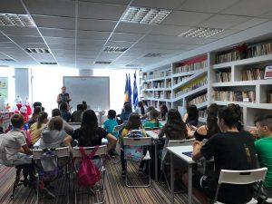 Scoala de limba romana Elena Rosetti Cuza Grecia - tara din vis